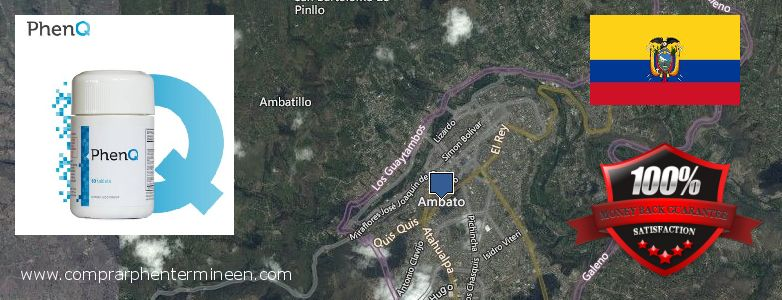 Where to Buy PhenQ online Ambato, Ecuador