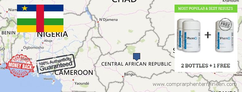 Where to Buy PhenQ online Central African Republic