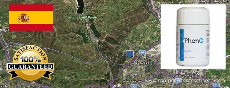 Dónde comprar Phenq en línea Fuencarral-El Pardo, España