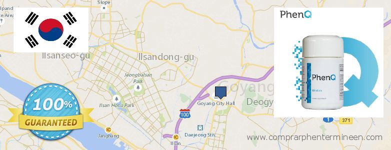 Where to Buy PhenQ online Goyang-si, South Korea