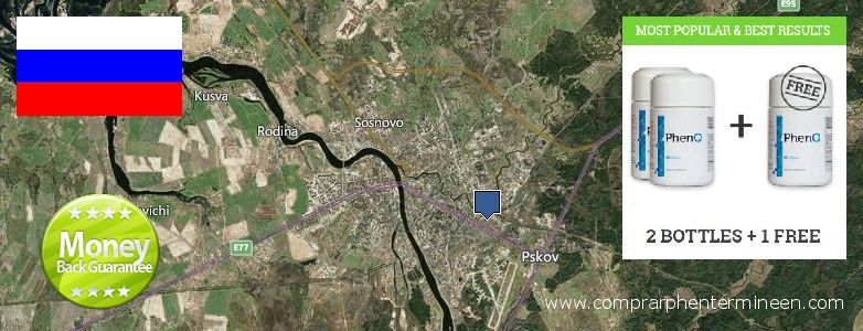 Where to Buy PhenQ online Pskov, Russia