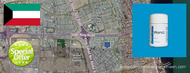 Where to Buy PhenQ online Sabah as Salim, Kuwait