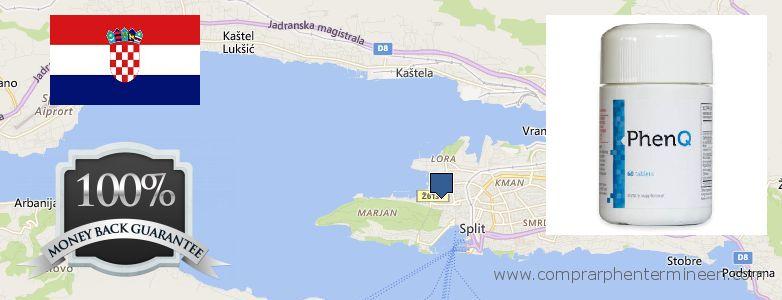 Purchase PhenQ online Split, Croatia