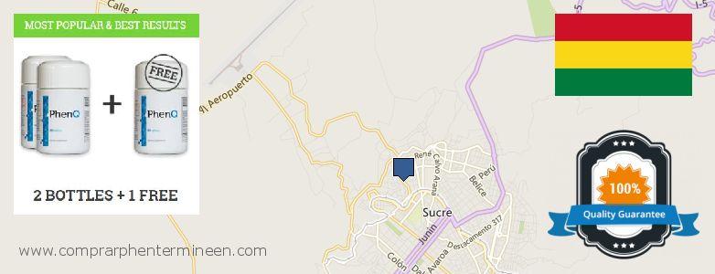 Where to Buy PhenQ online Sucre, Bolivia