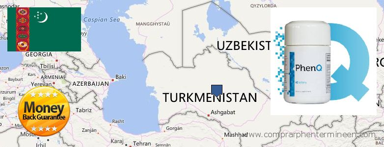 Purchase PhenQ online Turkmenistan