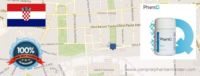 Where to Purchase PhenQ online Zagreb - Centar, Croatia