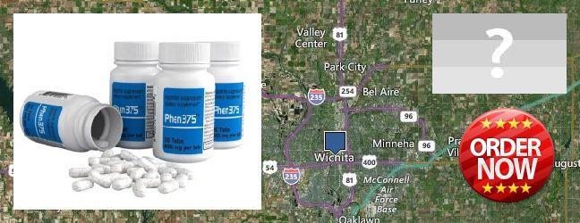 Donde comprar fentermina en línea Wichita, Estados Unidos